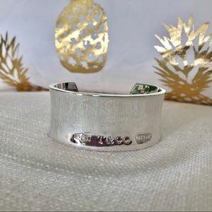 Tiffany cuff bracelet